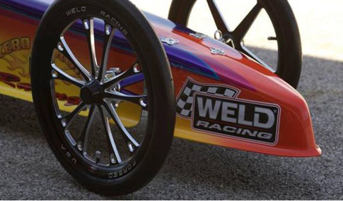 English Auto Racing History on Weld Racing   Granite Creek Partners